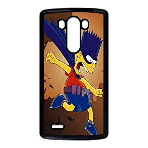 The Simpsons LG G3 Cell Phone Case Black Phone cover G2704909