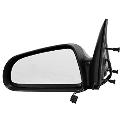 OE Replacement Dodge Dakota Driver Side Mirror Outside Rear View (Partslink Number CH1320220): Automotive