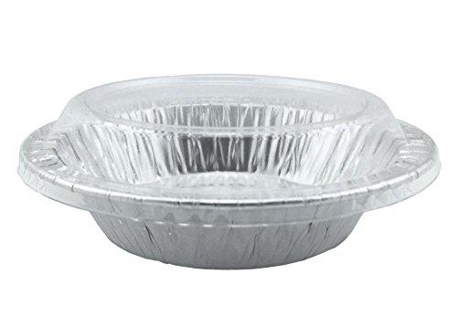 Aluminum Foil Mini Pie Pans/Tart Pans 4-1/8