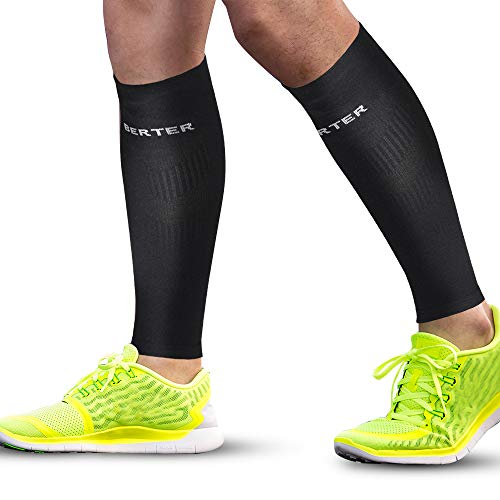 BERTER Calf Compression Sleeves 20 25mmhg product image