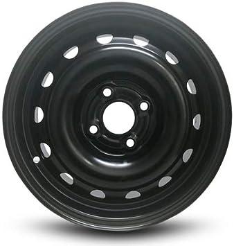 IWS Auto Replacement For New 20 Inch 5 Lug Steel Wheel Rim 2013-2018 Dodge Ram 1500 Black