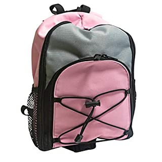 Kangaroo Joey Bag For Feeding Pumps - Kangaroo Backpack For Enteral Feeding Pump - 500mL or 1000mL, Pink