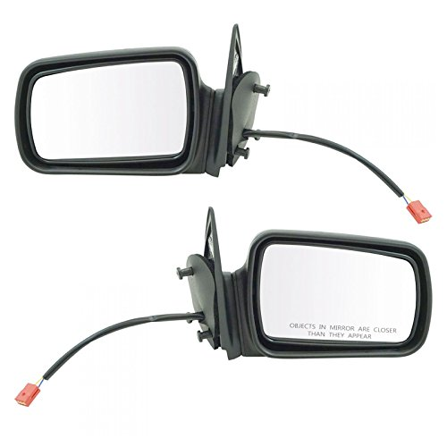 Power Side View Mirrors Left & Right Pair Set for 93-95 Grand Cherokee