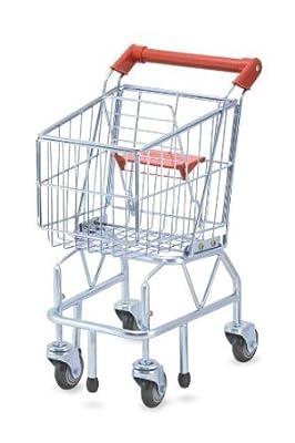 Melissa & Doug Shopping Cart Children / Kids Toy / Game