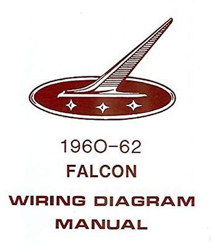 1962 ford falcon wiring diagram 1960 1961 1962 ford falcon electrical wiring diagrams schematics  1960 1961 1962 ford falcon electrical
