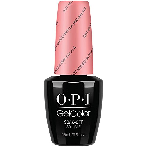 "OPI New Orleans Collection Soak-Off Gel Polish ""Got Myself"