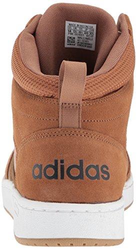 0ca0b8d3078a2 adidas NEO Mens Cloudfoam Super Hoops Mid BasketballShoes ...