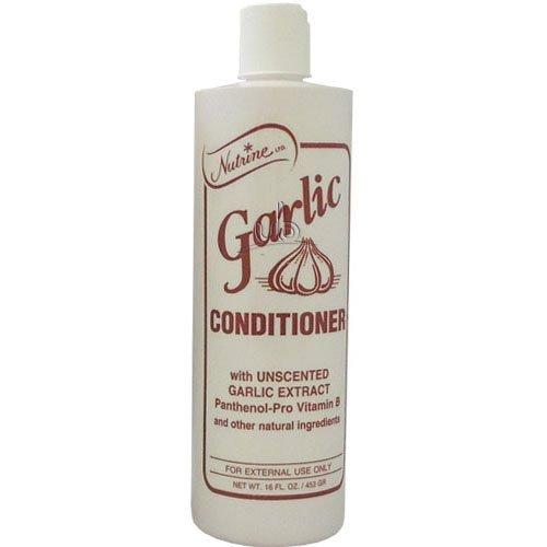 Nutrine Garlic Conditioner, 16 Ounce