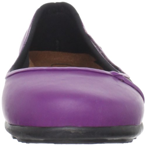 Chooka Women's Ballet Purple Flat Waterproof rr1dqwUg7