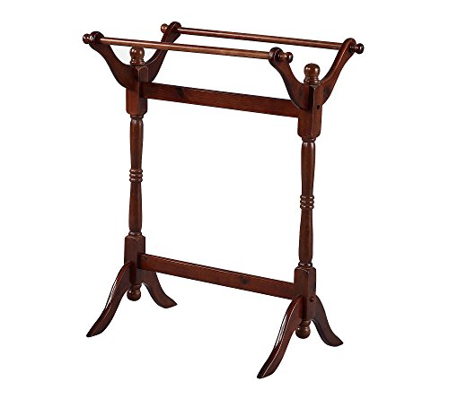 For Sale! Powell Heirloom Cherry Blanket Rack