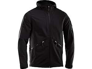 Under Armour Men's Storm Tactical Woven Jacket, Black/Black, Small