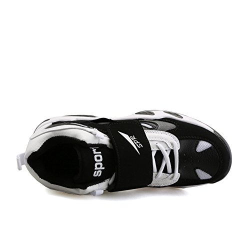 XiaoYouYu  Athletic, Basses femme - noir - Black White W, 38