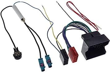 Adaptador para manos libres Parrot para AUDI SEAT SKODA VW most//ISO