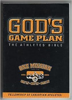God's Game Plan The Athletes' Bible: Fellowship of