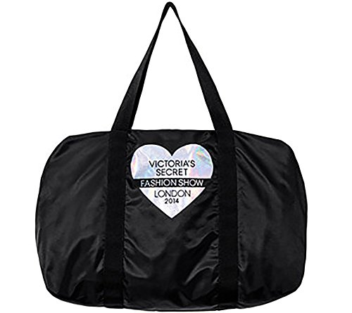Victorias Secret Fashion Show LONDON 2014 Carry Tote Bag with Extra Cover Bag