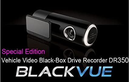 Blackvue dr350 8gb in-car hd vehicle recording system: amazon. Co.