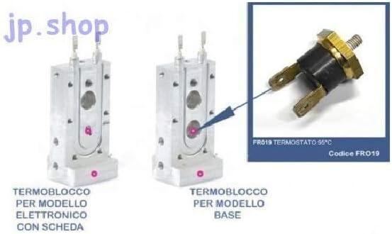 DIDIESSE FROG - Termostato de contacto 95 °C M4 para máquina de ...