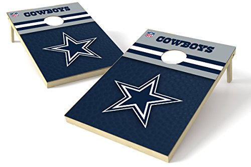 - PROLINE NFL 2'x3' Dallas Cowboys Cornhole Set - Pigskin Design