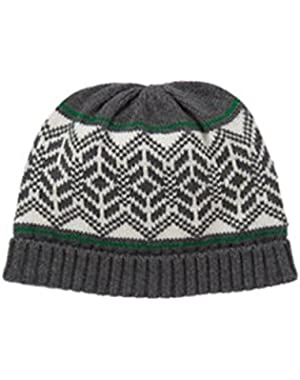 Infant Boy's Fair Isle Beanie