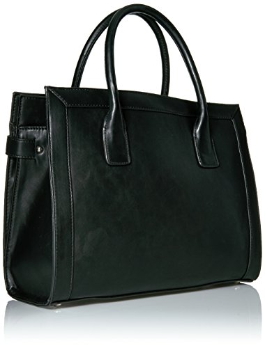 Clean Living Tote Large, Black/Black/Black Nine West