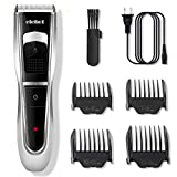 Hair Clippers for Men Professional Hair Trimmer Home Barber Clipper Kit by ELEHOT