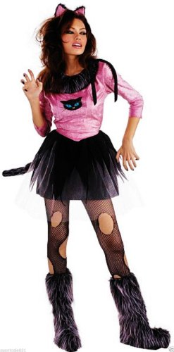 Teen Bad Kitty Costume,Size (Bad Kitty Costumes)