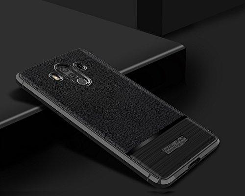 new style 00782 70f77 Amazon.com: Huawei Mate 10 Porsche Design case,MYLB [Scratch ...