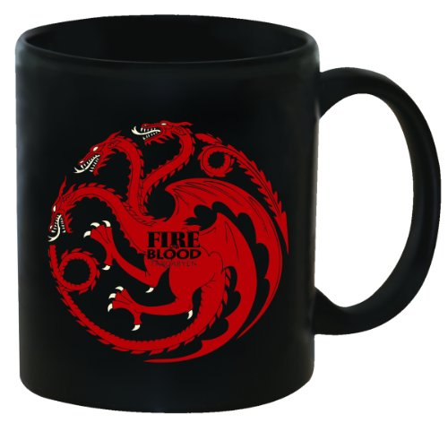 Game of Thrones Coffee Mug: Targaryen