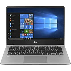 "LG Gram Laptop - 13.3"" Full HD Touchscreen, Intel 8th Gen Core i5, 8GB RAM, 256GB SSD, 20.5 Hour Battery, 13Z990-A.AAS5U1 (2019)"
