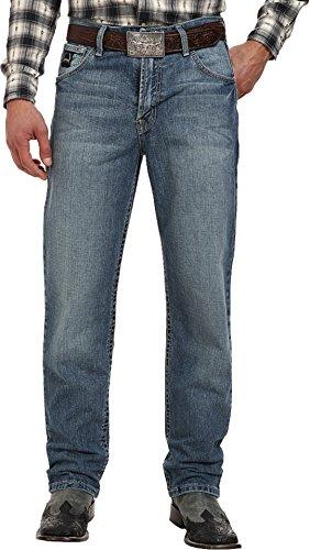 Cinch Men's Black Label 2.0 Jeans Indigo Jeans 40 X 34