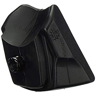 Rollerblade Standard Brake Pad Inline Skates (1 Pack), Black: Sports & Outdoors