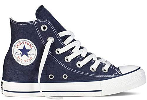 Personalized Chuck Taylors (Converse Unisex Chuck Taylor All Star Low Top Navy Sneakers - 9.5 US Men/11.5 US)
