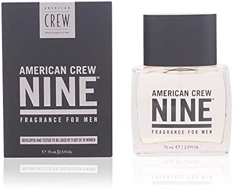 American Crew Classic Nine Fragrance Spray for Men, 2.5 Fluid Ounce