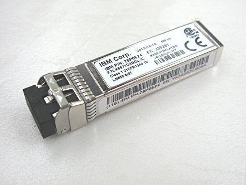 IBM 10GbE SW SFP+ Transceive 49Y8578 78P0624 by IBM