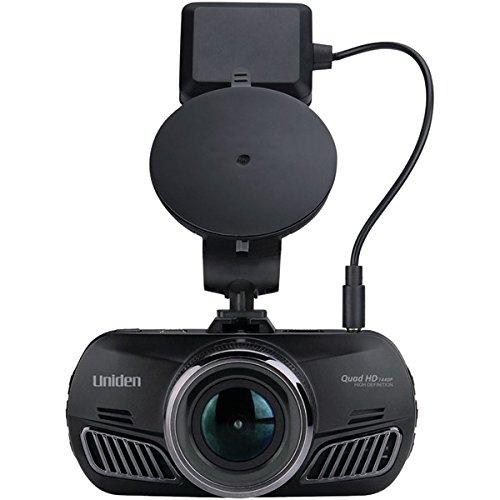 UNIDEN DC10QG DC10QG 2560 x 1440p HD Dash Cam with GPS Geotagging & Lane Departure Warning