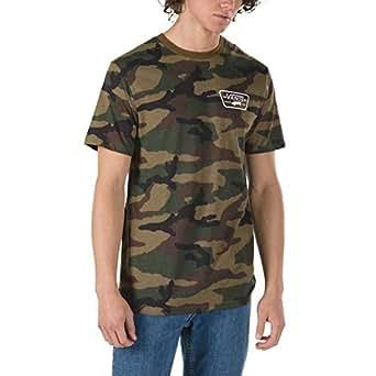 Vans Full Patch Back S T-shirt For Men -Multi Color VN0A3H5KC9H