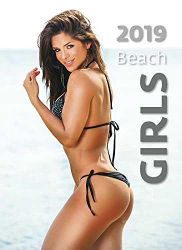 Hot Girl Calendar - Calendars 2018 - 2019 Calendar - Hot Girls Calendar - Photo Calendar - Beach Girls Calendar by Helma