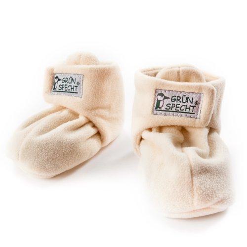 Grünspecht 540-V2 - Zapatos polares para bebé (de 0 a 6 meses, 1 par)