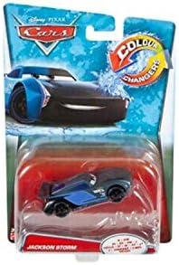 Disney Mattel GDK07 Pixar Cars 3 - Vehículo Jackson Storm Cambio De Color, Coche De Juguete: Amazon.es: Juguetes y juegos