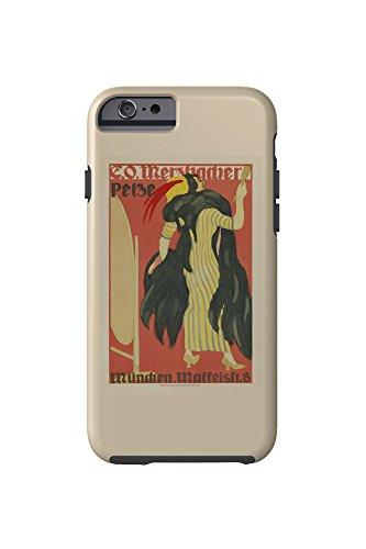 e-o-merzbacher-pelze-vintage-poster-artist-hofer-germany-c-1910-iphone-6-cell-phone-case-tough