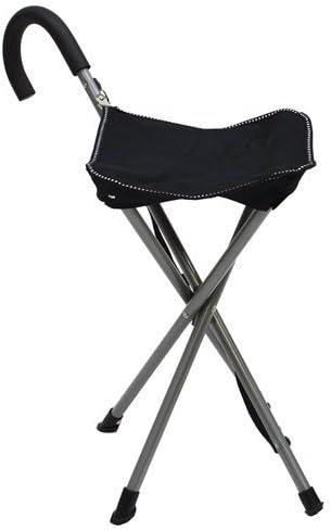 Amazon.com: Mac Sports silla plegable con bastón para ...