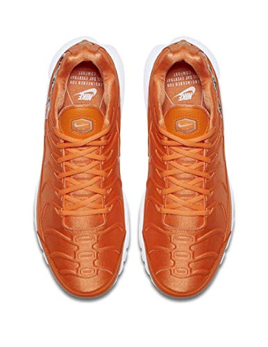 Chaussures Multicolore Orange White Plus Gymnastique 001 de Total Black Air Max Nike Femme Se wISgqCq