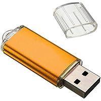 TOOGOO(R) 10 x 512MB Memory Stick USB Flash Drive USB Flash Drive USB 2.0 Gold