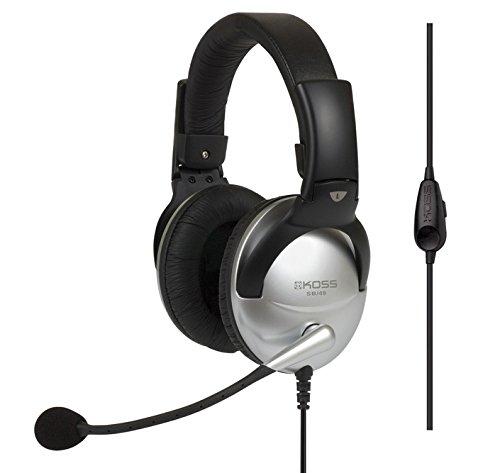 Multimedia Stereophones (Audio Koss Personal Headphones)