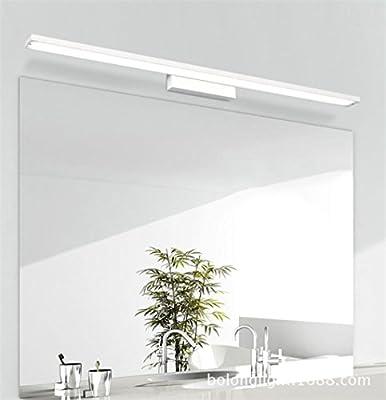 La luz del espejo LED Espejo de Maquillaje Frontal luz, Aplique de ...
