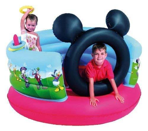 Castillo Hinchable Bestway La Casa de Mickey Mouse Saltador
