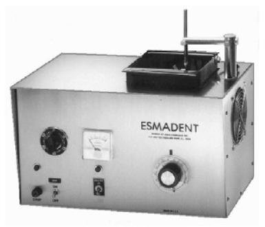 ESMADENT ELECTROPOLISHER ONE STATION 115V 50/60 HZ