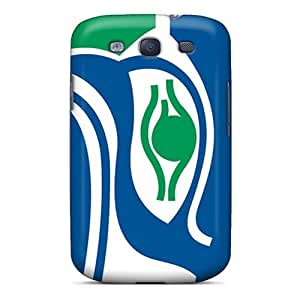 Samsung Galaxy S3 VBy14088hWXv Unique Design Nice Seattle Seahawks Series Scratch Resistant Hard Cell-phone Cases -EricHowe