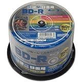 HI-DISC BD-R HDBDR130RP50 (6倍速/50枚)