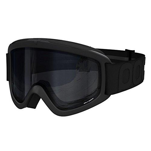 POC Iris X Masque de Ski Mixte Uranium Black